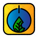 Ecological Power Button Icon