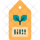 Ecological Price Tag Ecological Price Icon