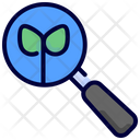 Research Ecology Magnifying Icon