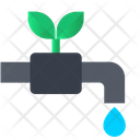 Ecological Tap Icon