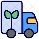 Ecological truck Icon
