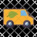 Ecological Van Icon