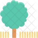 Ecology Fence Forest Icon