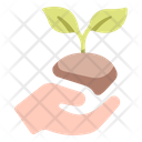 Ecology Environment Planting Icon