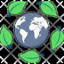 Ecology Nature Environment Icon