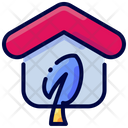 Ecology Home House Icon