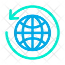 Eco Global Ecology Globe Icon