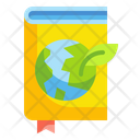 Ecology Book Book Notebook Icon