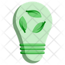 Ecology Lamp Light Icon
