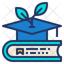 Environment Knowledge Book Icon