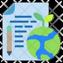Ecology File Icon