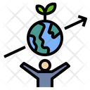 Environment Globalization Friendly Icon