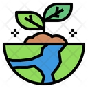 Ecology Earth Environment Icon
