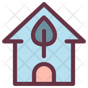 Ecology House Icon