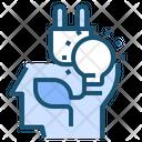 Head Plug Blub Icon