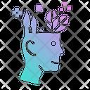 Ecology Environment Brain Icon