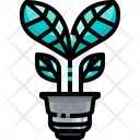 Light Bulbs Ecology Idea Idea Icon