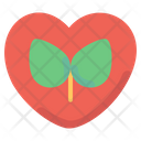 Love Ecology Eco Icon
