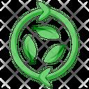 Ecology Management Leaves Icon