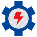 Ecology Management Setting Gear Icon