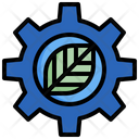Ecology Management Gears Process Icon