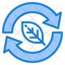 Ecology Recycle Icon