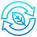 Ecology Recycle Transfer Power Icon