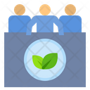 Environment Save Information Icon
