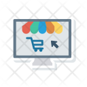 Ecommerce Cart Shopping Icon