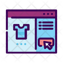 Business Ecommerce Website Icon