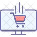 Ecommerce Services Online Icon