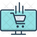 Ecommerce Services Online Shopping Buy Icon