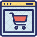 Commerce Ecommerce Online Icon