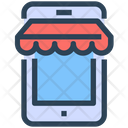 Seo Web Ecommerce Icon