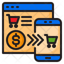 Shop Ecommerce Shopping Icon