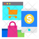 Mobile Website Package Icon