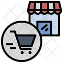 Commerce Shopping Market Icon