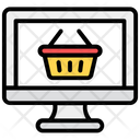Ecommerce Online Shopping Online Buying Icon