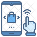 Ecommerce Shopping Online Icon