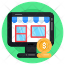 Online Shopping Ecommerce Online Purchase Icon