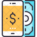 Ecommerce Mobile Payment Icon