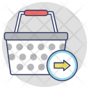 Checkout Shopping Ecommerce Icon