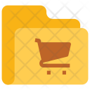 Ecommerce folder Icon