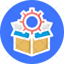 Ecommerce Package Search Engine Optimization Seo Package Icon