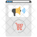 Ecommerce Promotion Icon