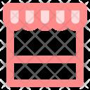 Ecommerce shop Icon