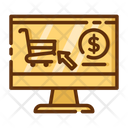 Ecommerce Ecommerce Site Shopping Site Icon
