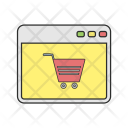 Ecommerce Website Cart Icon