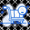 Ecommerce Solution Retail Idea Shopping Idea Icon