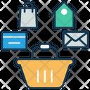 Ecommerce Website Icon